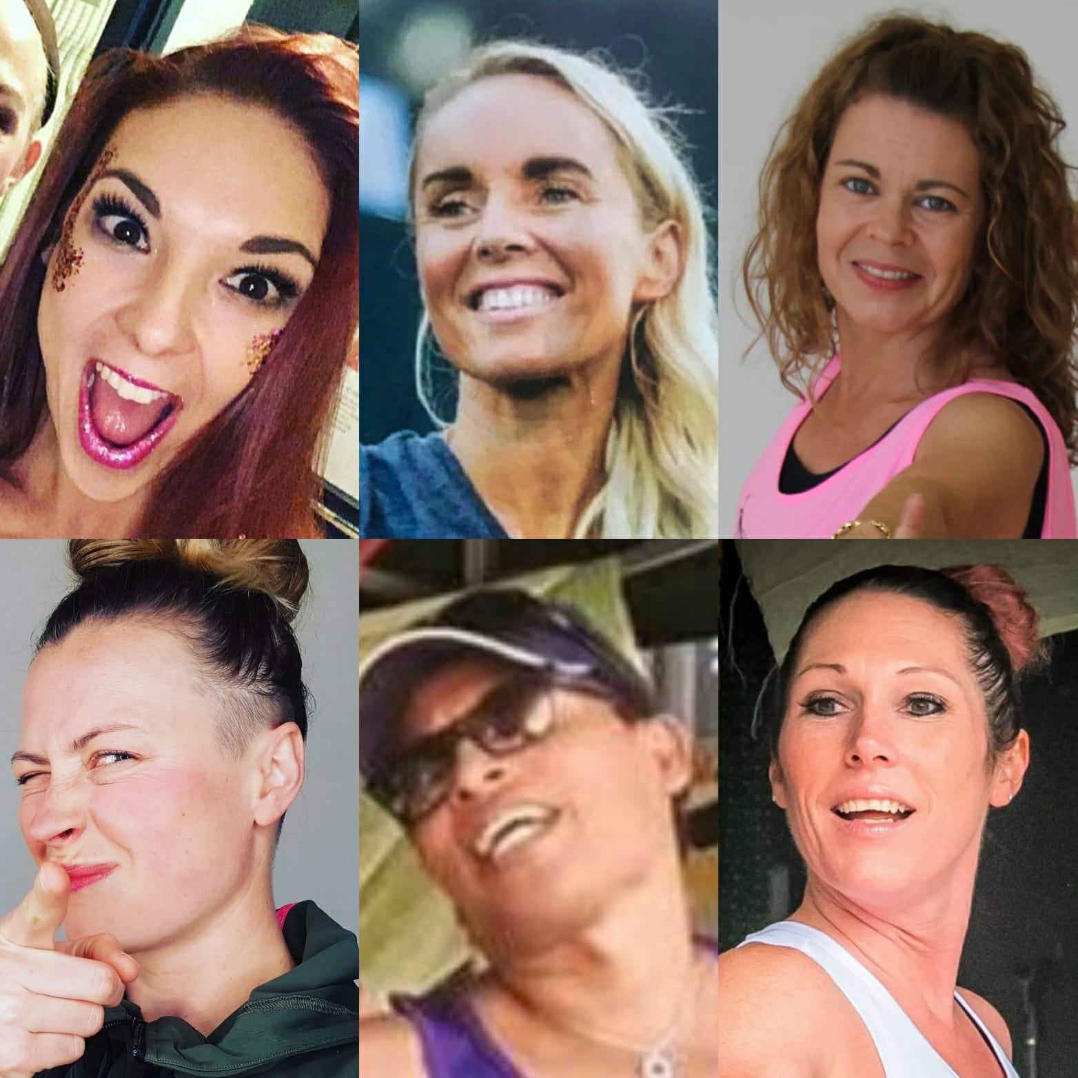 Kylie Gracey-Bond, Lydia Hannan, Katy Barrow, Joanna Ewa Weintritt, Jeff Davila, Tori Lynch