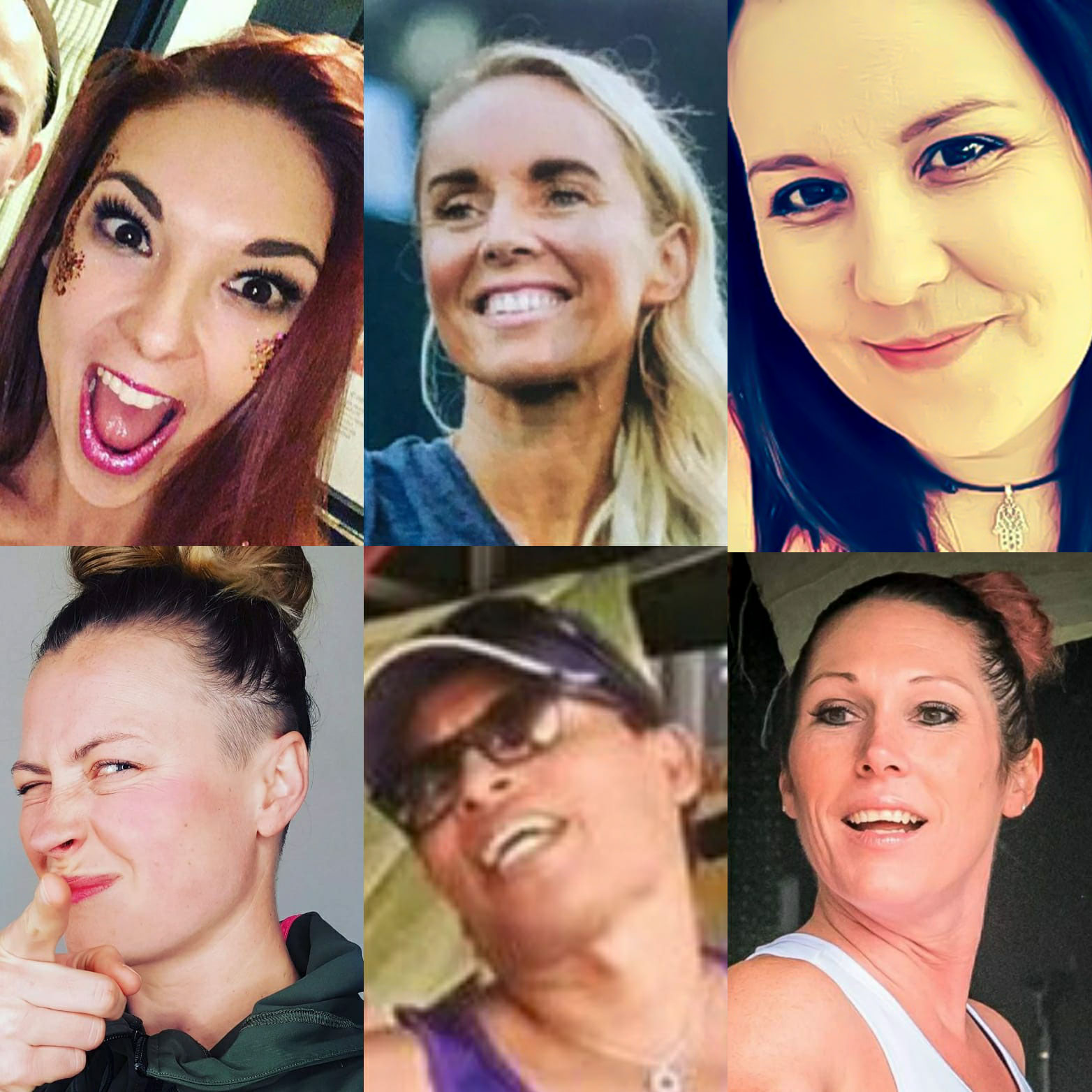 Kylie Gracey-Bond, Lydia Hannan, Clare Tams, Joanna Ewa Weintritt, Jeff Davila, Tori Lynch
