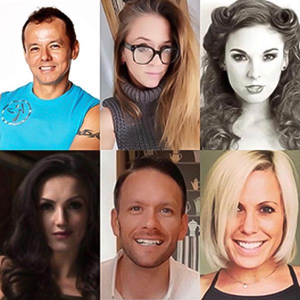 David Valez, Helen Martin, Kylie Gracey-Bond, Steph Smith, Alistair McMeechan, Kelly Reed