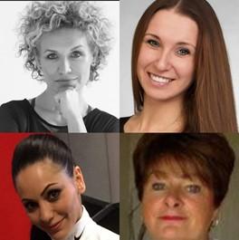 Tamara Ratkovic, Anita Rezevska, Aysun Duz, Fiona Palmer