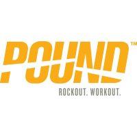 Pound Logo yellow