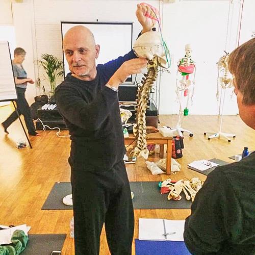 Fascia Training Workshop Friday November 8th  09.30 - 12.30